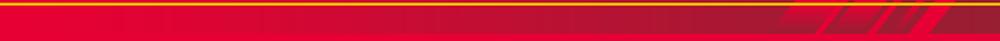 red separator bar